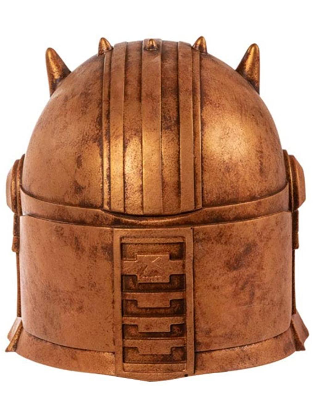 TM The Armorer Helmet Halloween Mask 4