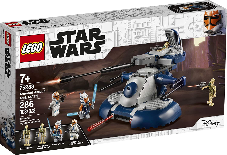 SWTCW Armored Assault Tank (AAT) Lego Set 1