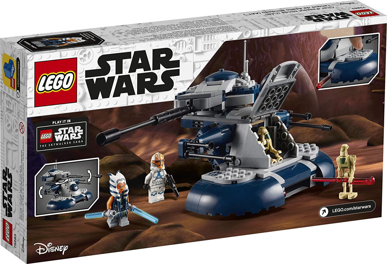 SWTCW Armored Assault Tank (AAT) Lego Set 2