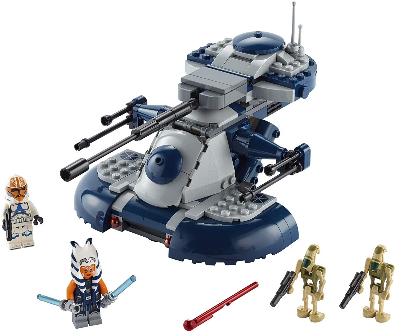 SWTCW Armored Assault Tank (AAT) Lego Set 3