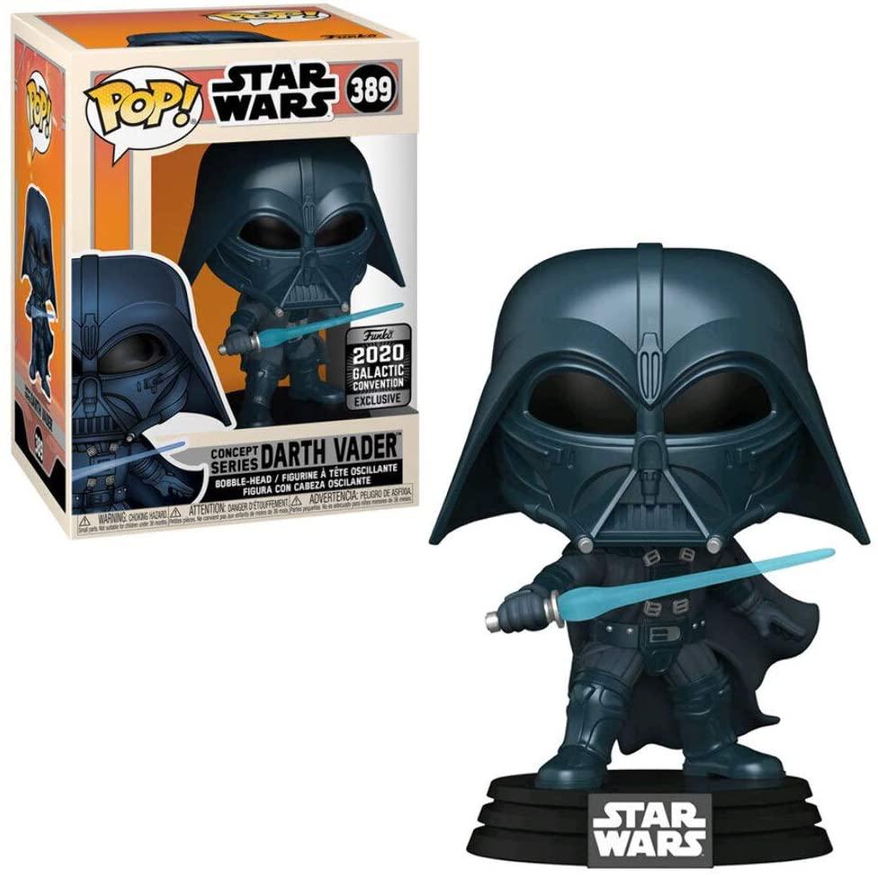 SW Darth Vader Concept Series Bobble Head Toy