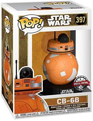 SWGE CB-6B Funko Pop! Bobble Head Toy 1