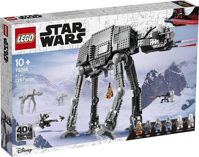 ANH Imperial AT-AT Walker Lego Set 1