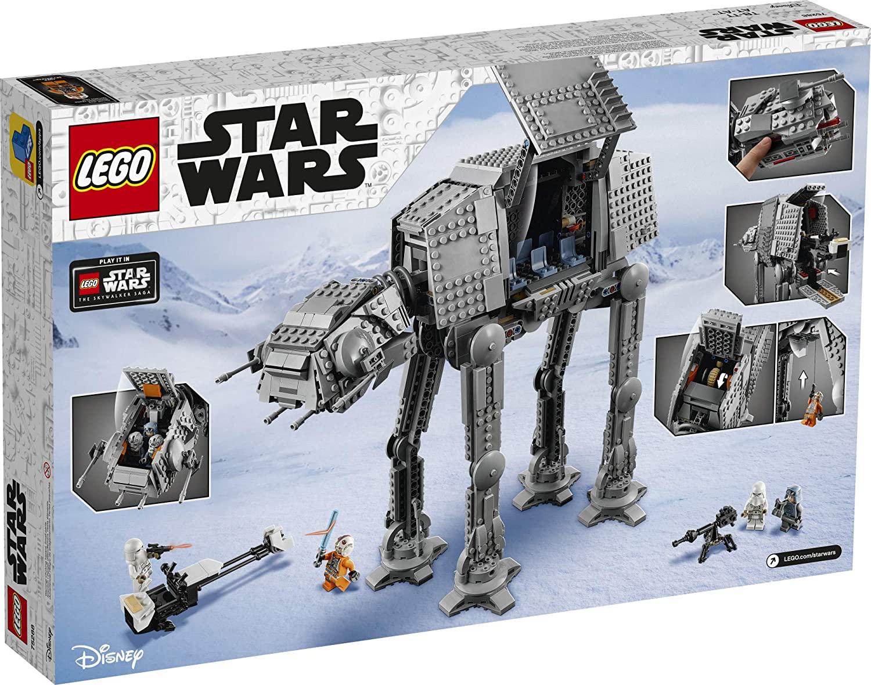 ANH Imperial AT-AT Walker Lego Set 2