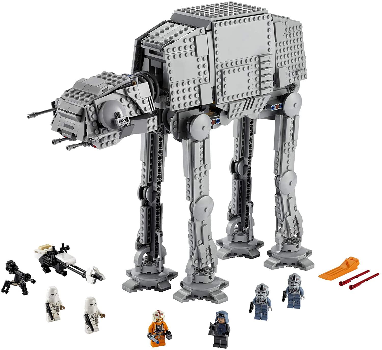 ANH Imperial AT-AT Walker Lego Set 3
