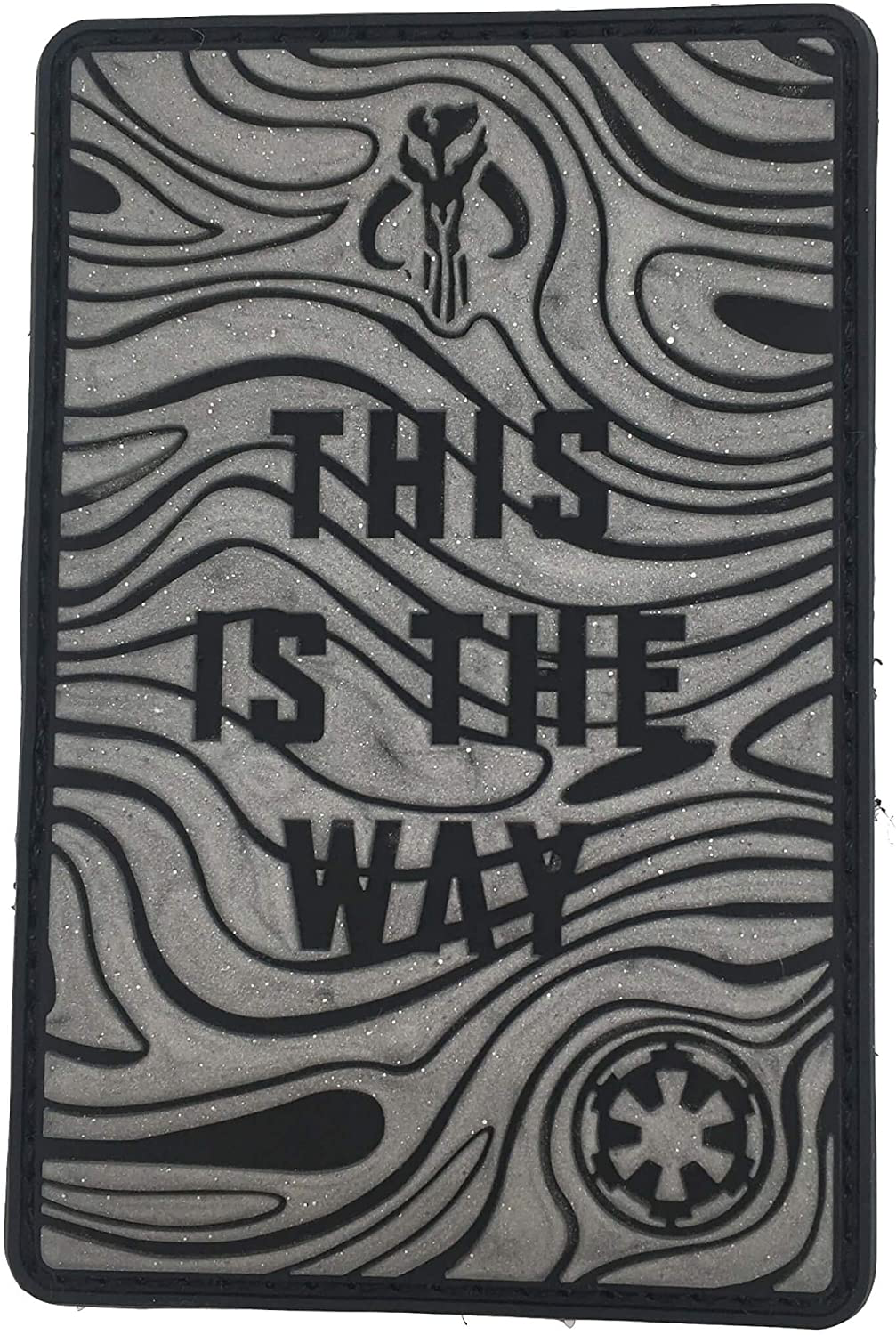 "TM ""This Is The Way"" Beskar Mythosaur Patch 1"