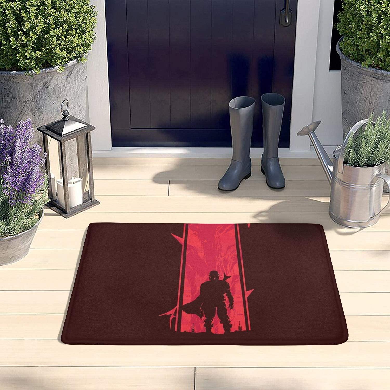 TM Mando Poster Floormat 2