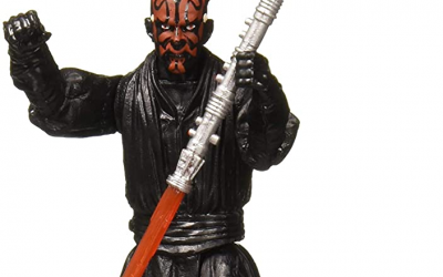 """New Galaxy of Adventures Darth Maul 3.75"""" Figure available now!"""