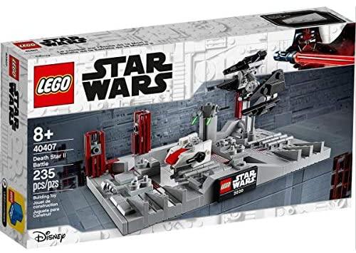 SW Death Star II Battle Lego Set 1