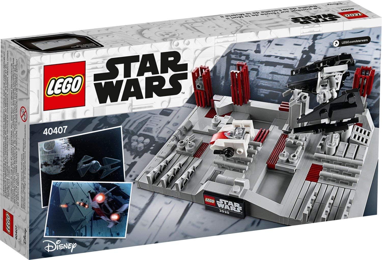 SW Death Star II Battle Lego Set 2