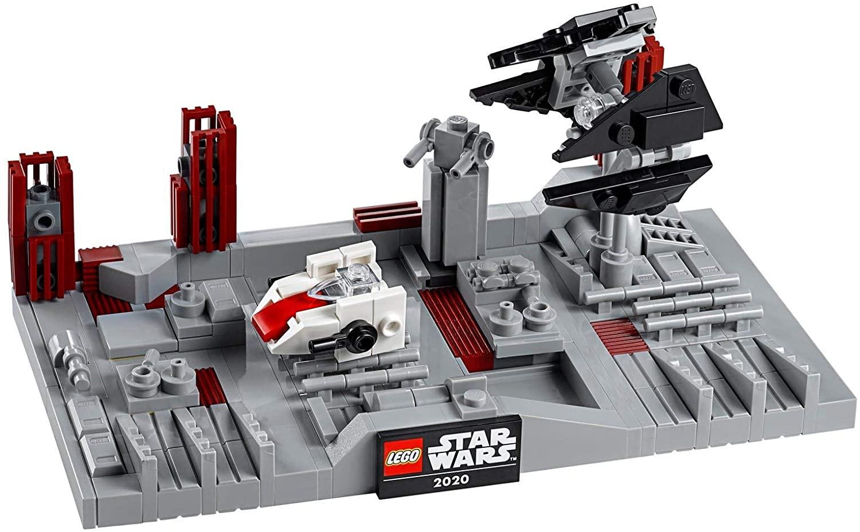 SW Death Star II Battle Lego Set 3