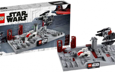 New Star Wars Death Star II Battle Lego Set available now!