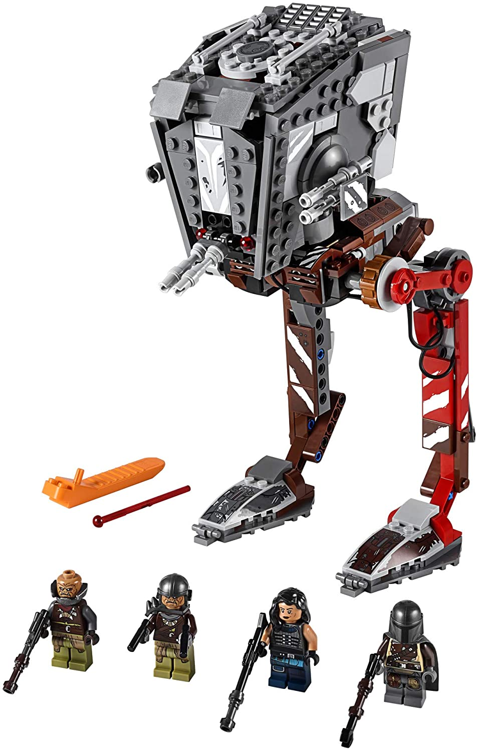 TM AT-ST Raider Lego Set 3