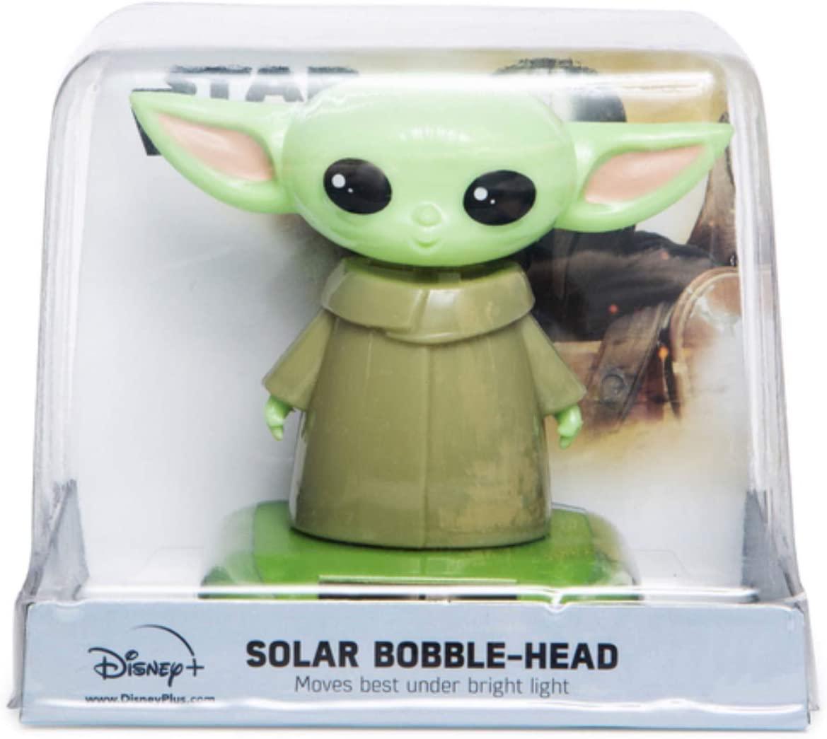 TM The Child Solar Powered Bobble Head Figure 1