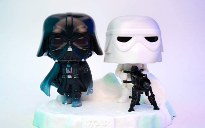 New Battle at Echo Base Series Bobble Head Toy Set available for pre-order!