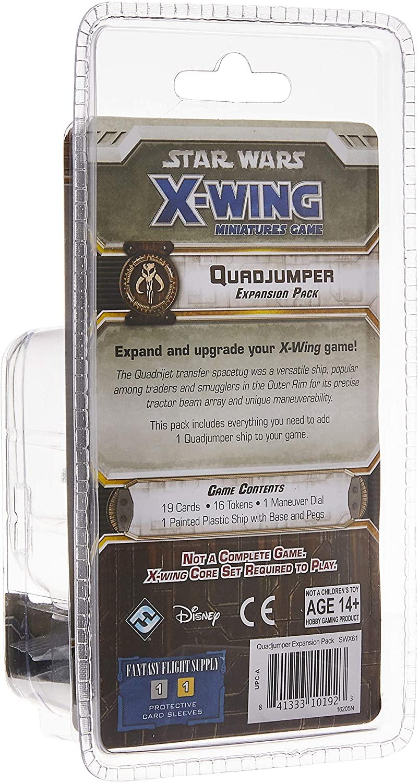 TFA Quadjumper Expansion Pack 2