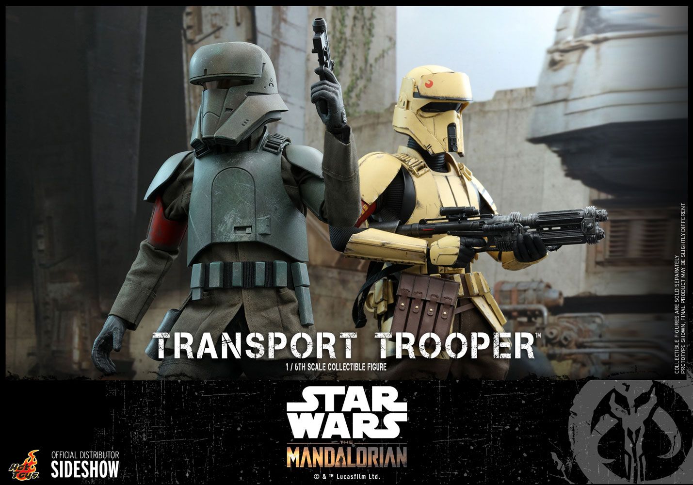 TM Imperial Transport Trooper 1/6th Scale Figure 2