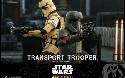 New Imperial Transport Trooper 1/6th Scale Figure available for pre-order!