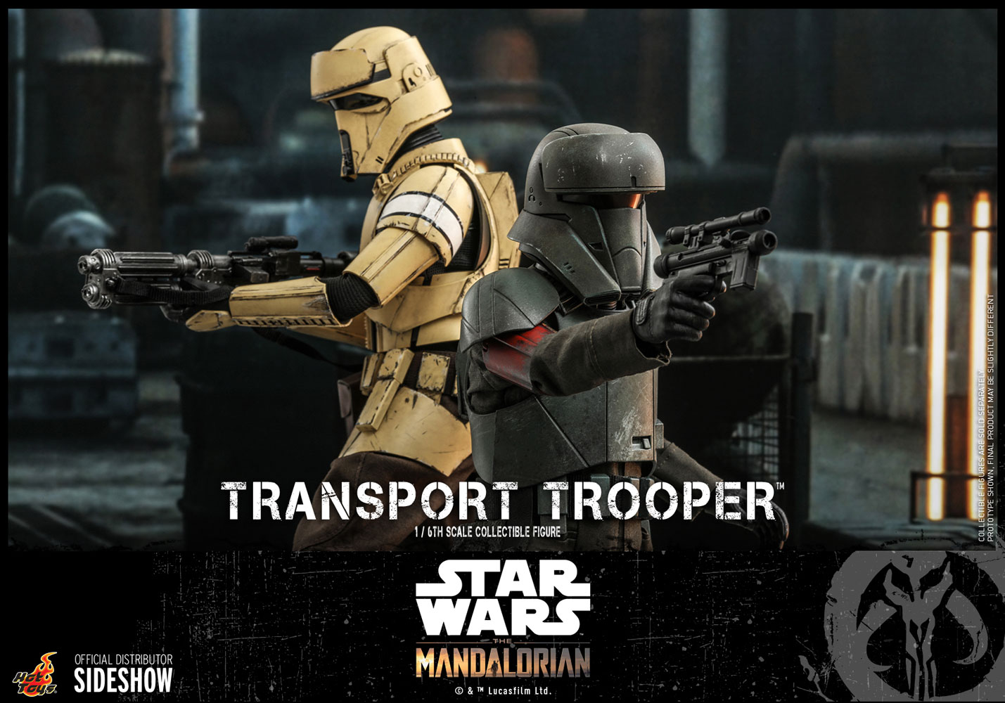 TM Imperial Transport Trooper 1/6th Scale Figure 3