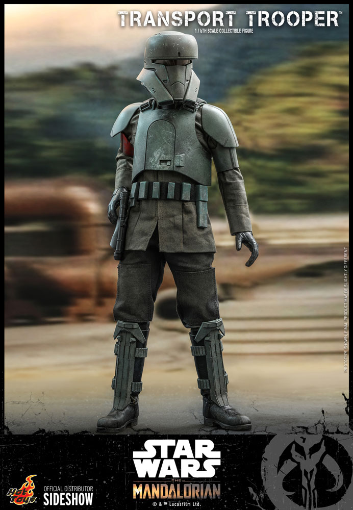 TM Imperial Transport Trooper 1/6th Scale Figure 4