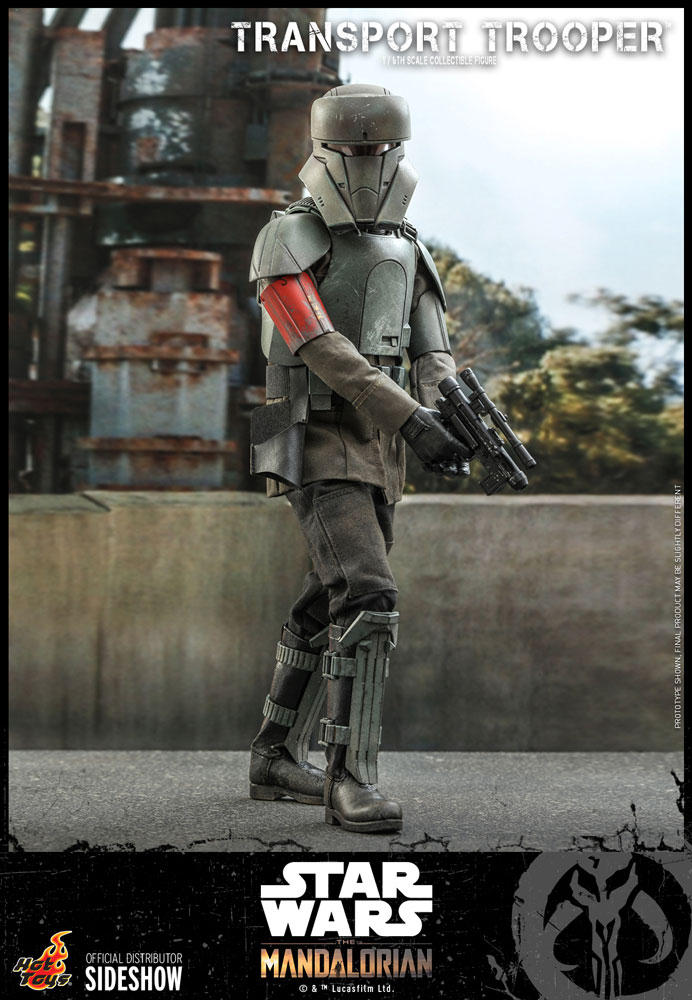 TM Imperial Transport Trooper 1/6th Scale Figure 5