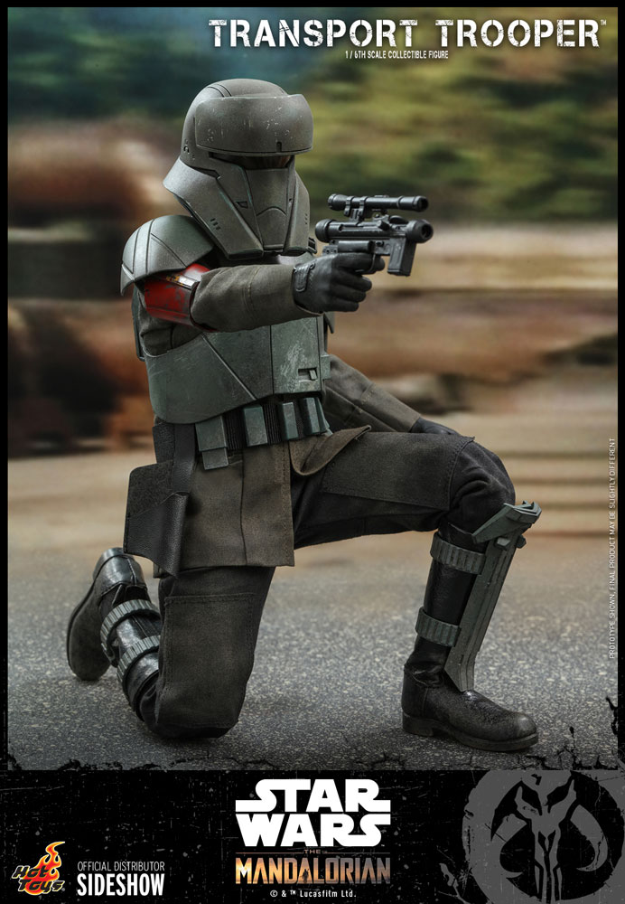 TM Imperial Transport Trooper 1/6th Scale Figure 6