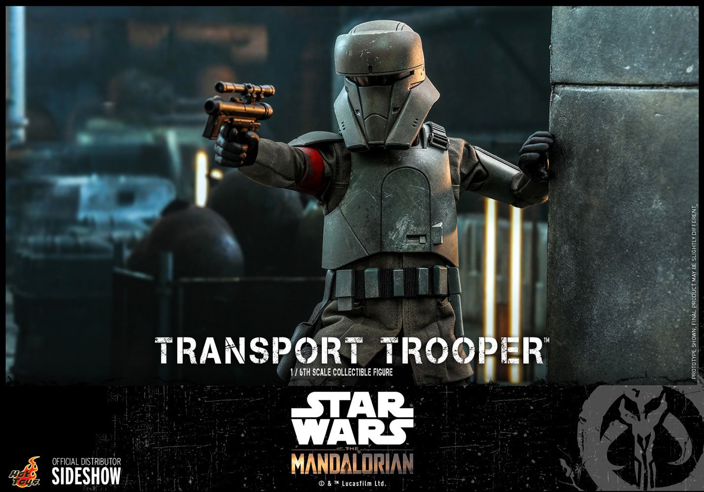 TM Imperial Transport Trooper 1/6th Scale Figure 7