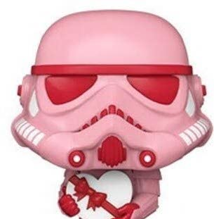 New Funko Pop! Stormtrooper with Heart Valentines Day Bobble Head available for pre-order!