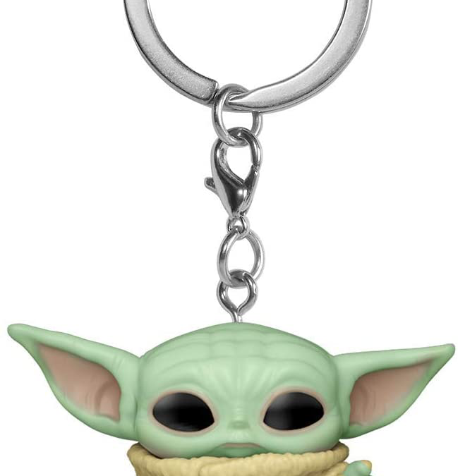 New The Mandalorian The Child Funko Pop! Keychain Figure available for pre-order!