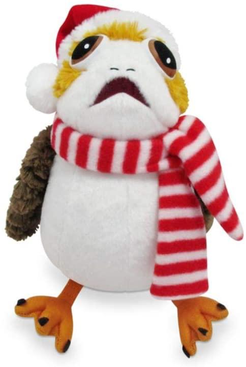 SW Porg Holiday Plush Toy 1