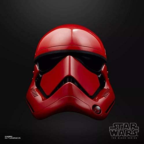 New Galaxy's Edge Captain Cardinal Electronic Helmet available now!