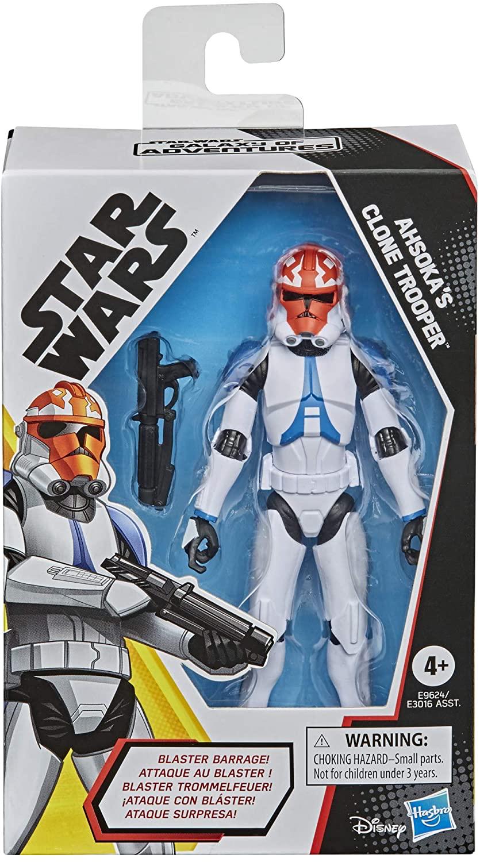 SWGOA (SWTCW) Ahsoka's Clone Trooper Figure 1
