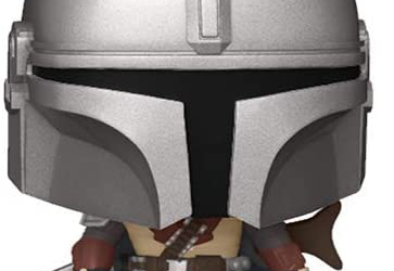 New The Mandalorian Mando Funko Pop! Keychain Figure available for pre-order!