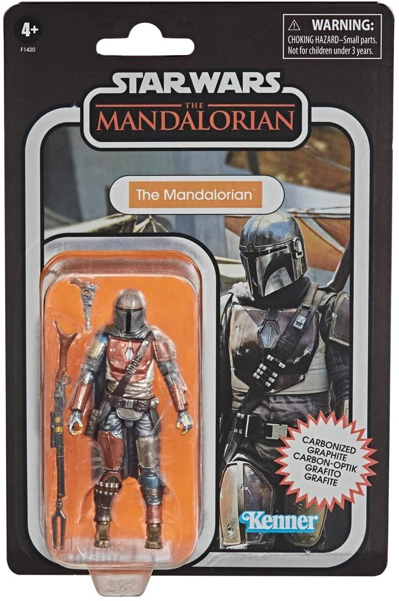 TM Mando (Din Djarin) Carbonized Vintage Figure 1