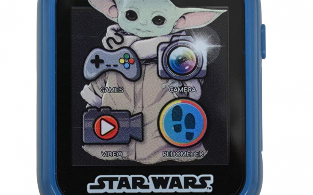 New The Mandalorian The Child (Grogu) Smart Watch available!