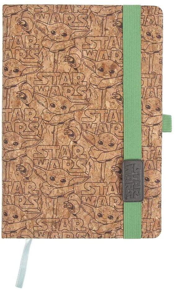 TM The Child (Grogu) Notebook & Pen Set 3