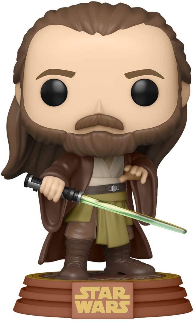 TPM FP Qui-Gon Jinn (Tatooine) Bobble Head Toy 2