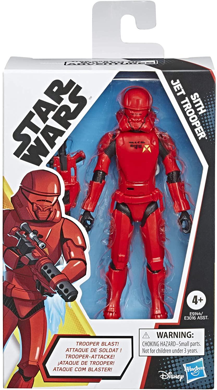 SWGOA (TROS) First Order Sith Jet Trooper Figure 1