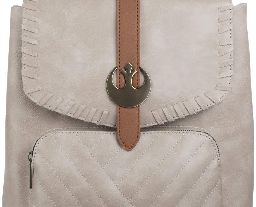 New Rise of Skywalker Rey Mini Backpack available now!