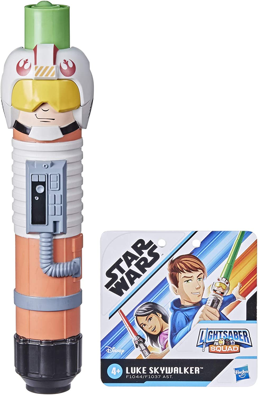 SW Lightsaber Squad Luke Skywalker Green Lightsaber Roleplay Toy 1