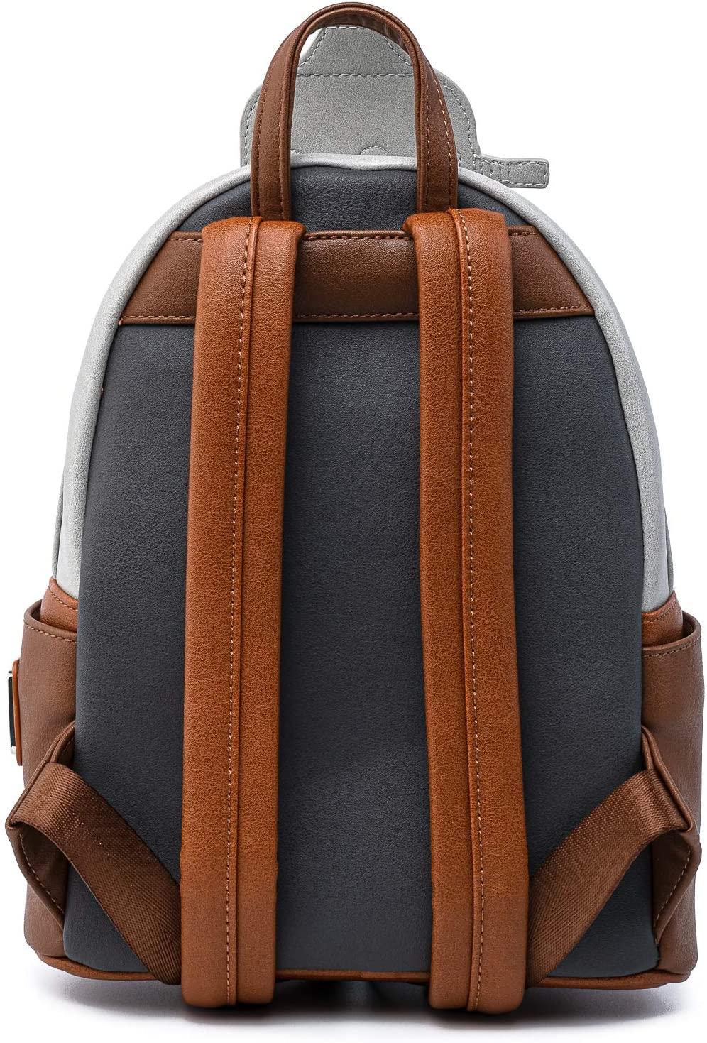 TM The Child (Grogu) and IG-11 Mini Cosplay Backpack 3