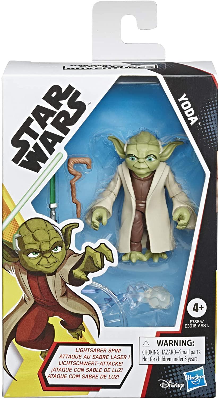 SWGOA Master Yoda Figure 1