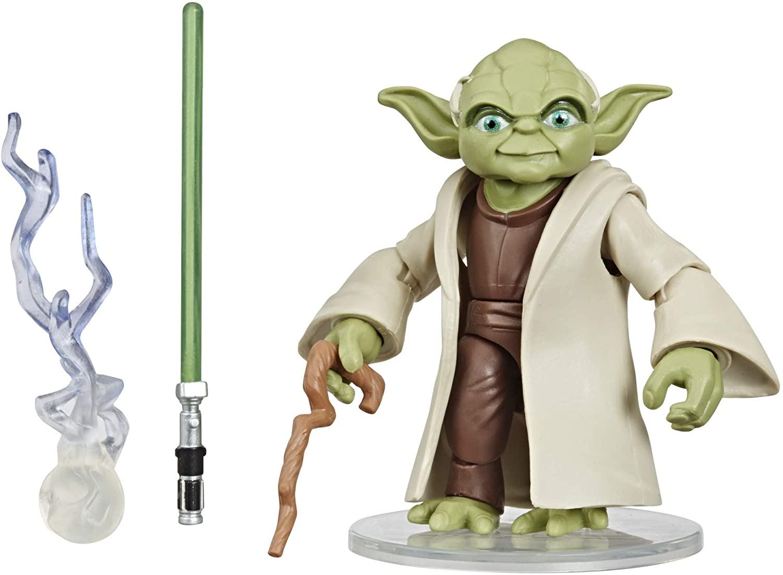 SWGOA Master Yoda Figure 2