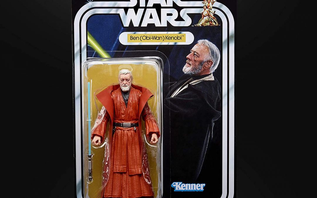 New A New Hope Ben (OBI-Wan) Kenobi Vintage Figure available now!