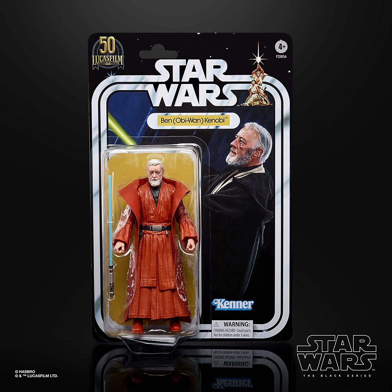 ANH Ben (OBI-Wan) Kenobi Vintage Figure 1