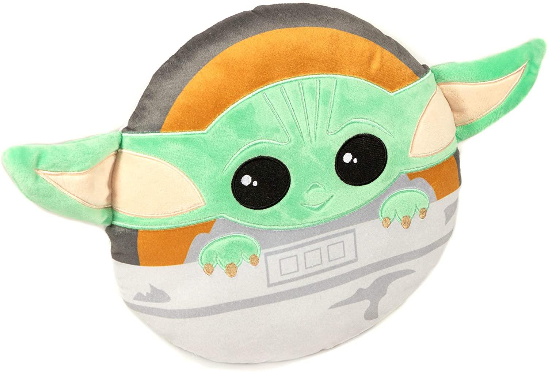 TM The Child (Grogu) Super Soft Decorative Pillow 2
