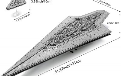 New Executor Class Super Dreadnought Star Destroyer Lego Building Kit available!