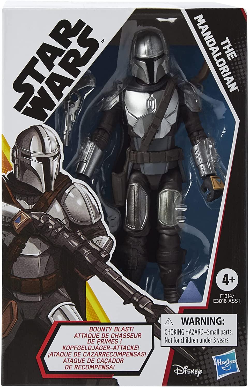 GOA (TM) Mando and Imperial Stormtrooper figure 2-pack 4