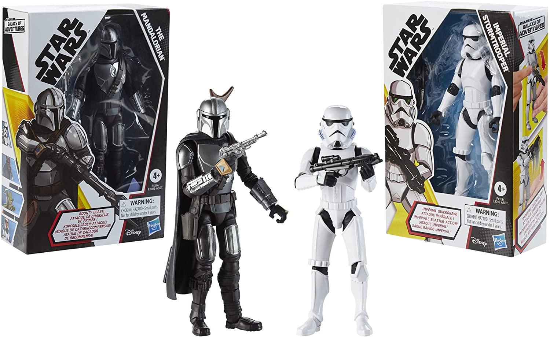 GOA (TM) Mando and Imperial Stormtrooper figure 2-pack 3
