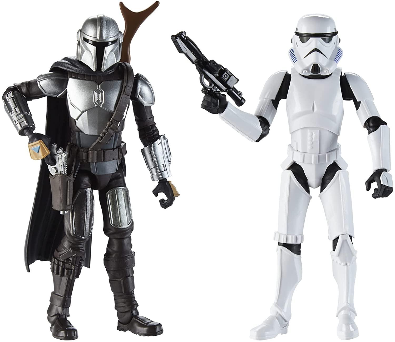 GOA (TM) Mando and Imperial Stormtrooper figure 2-pack 2